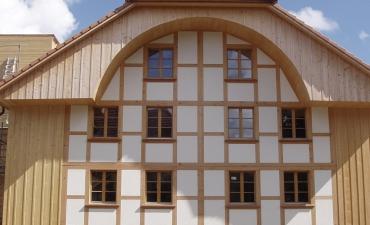 Totalsanierung Schwirrenhütte in Schwarzeburg